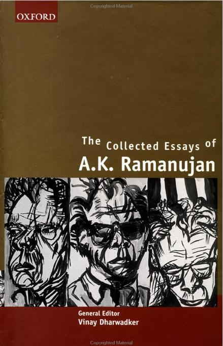 300 ramayanas essay by ramanujan